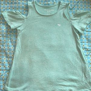 Abercrombie kids girls t-shirt size 7/8
